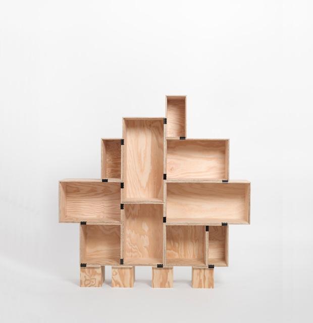Box Bookshelf