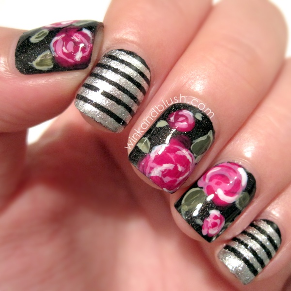 Roses and Stripes