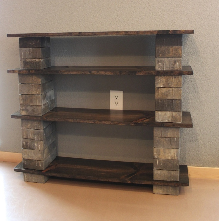 Super Simple and Inexpensive Bookshelf