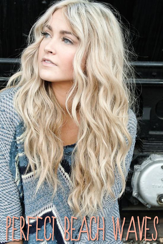 Swell Beach Hair Archives Home And Heart Diy Largest Home Design Picture Inspirations Pitcheantrous