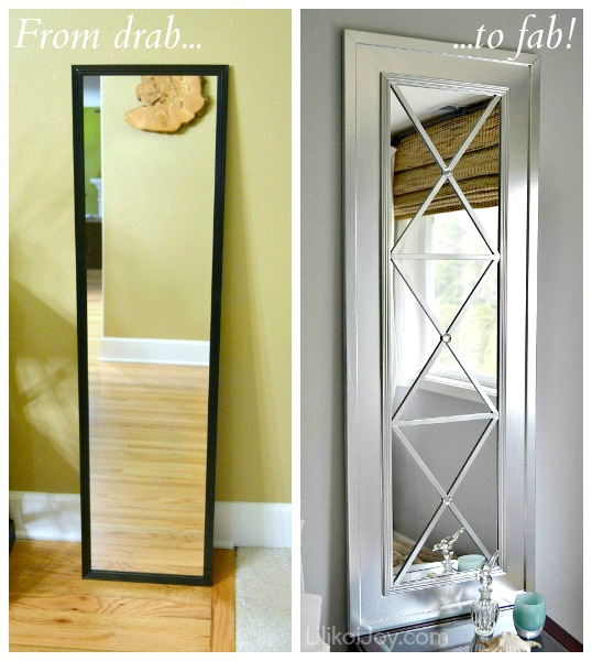 DIY Mirror Transformation
