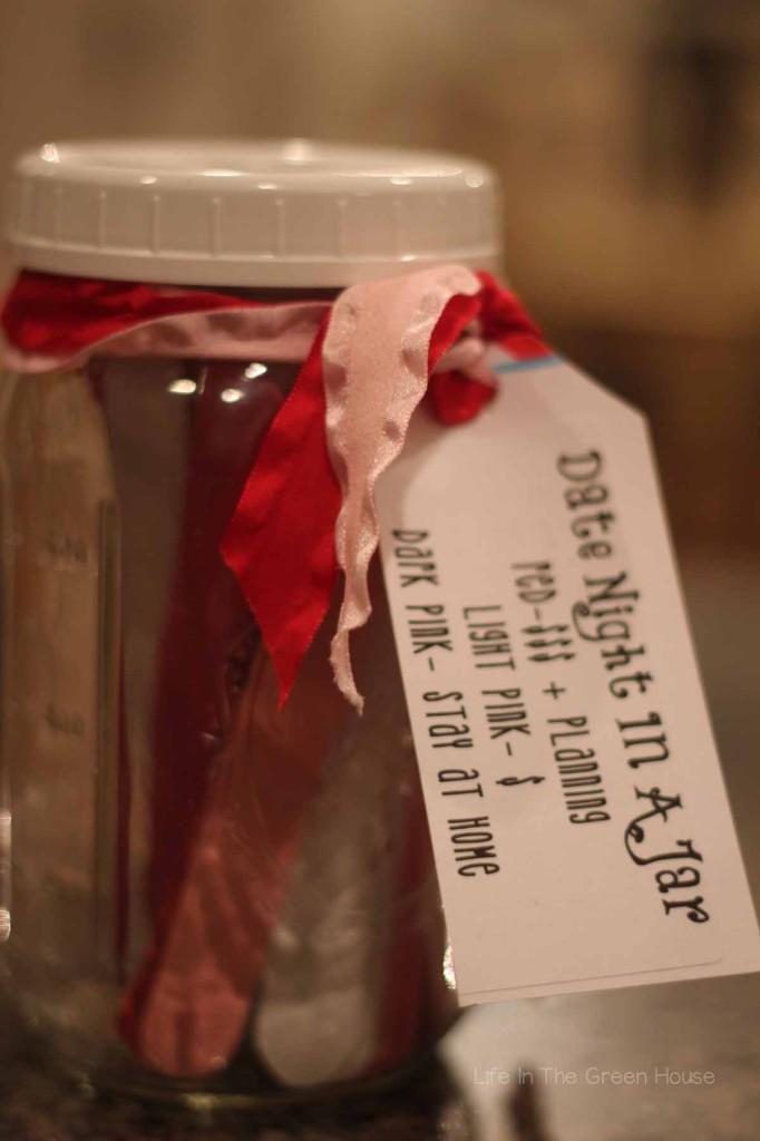 DIY Date Night Jar