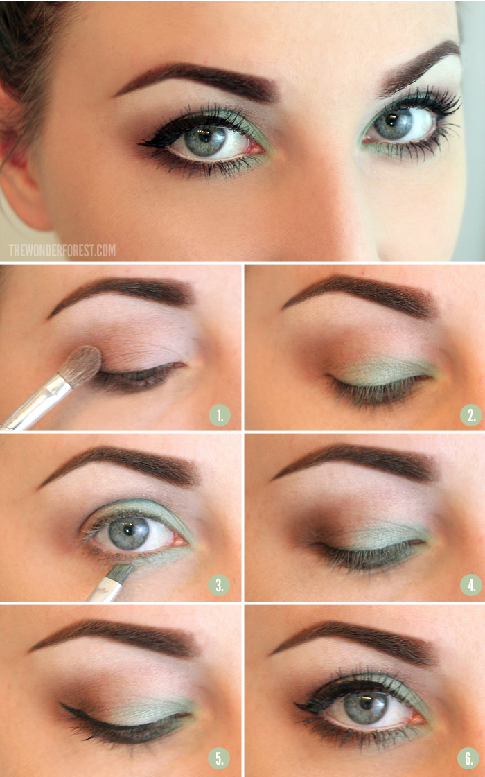 Smokey Summer Moss Eyes