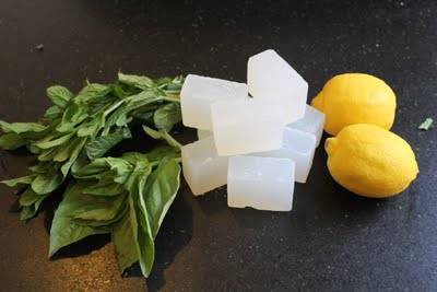 DIY Soap Recipe with Herbs and Citrus