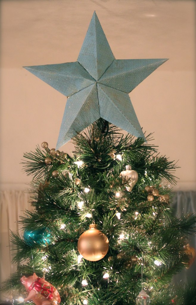DIY Tree Topper