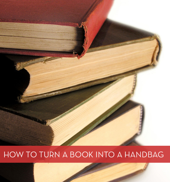 DIY Book Handbag