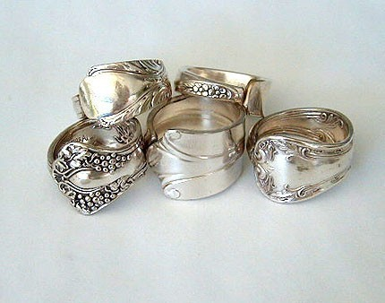 Spoon rings 1