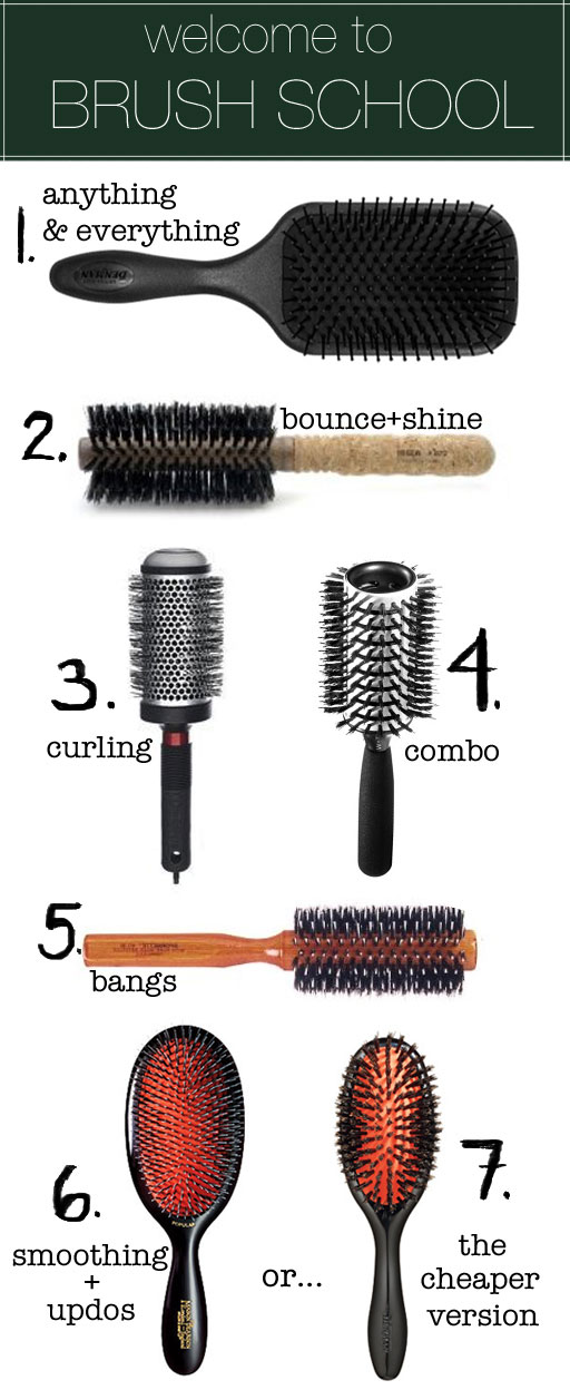 Hairbrush School
