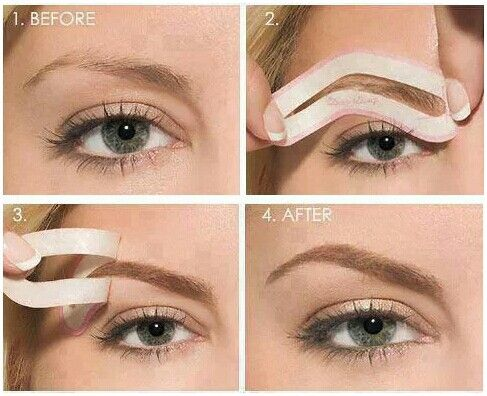 Eyebrow Shaping Tutorial