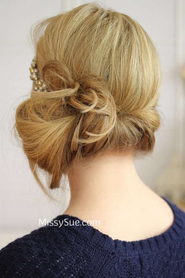 """Great Gatsby"" Hair Tutorial"