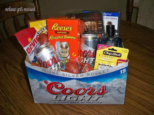 Easter Basket Ideas For Men 59