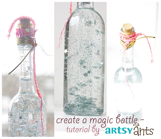 DIY Magic Bottle