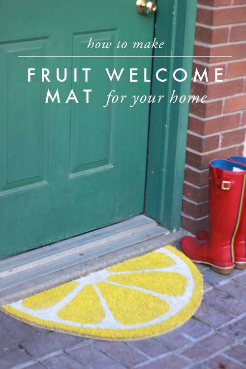 how-to-make-a-fruit-welcome-mat-for-your-home