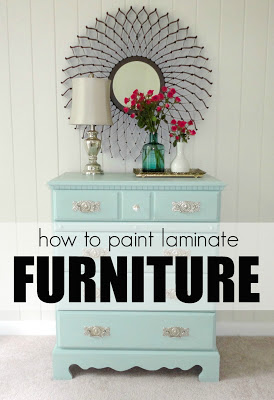how to paint furniture (1)