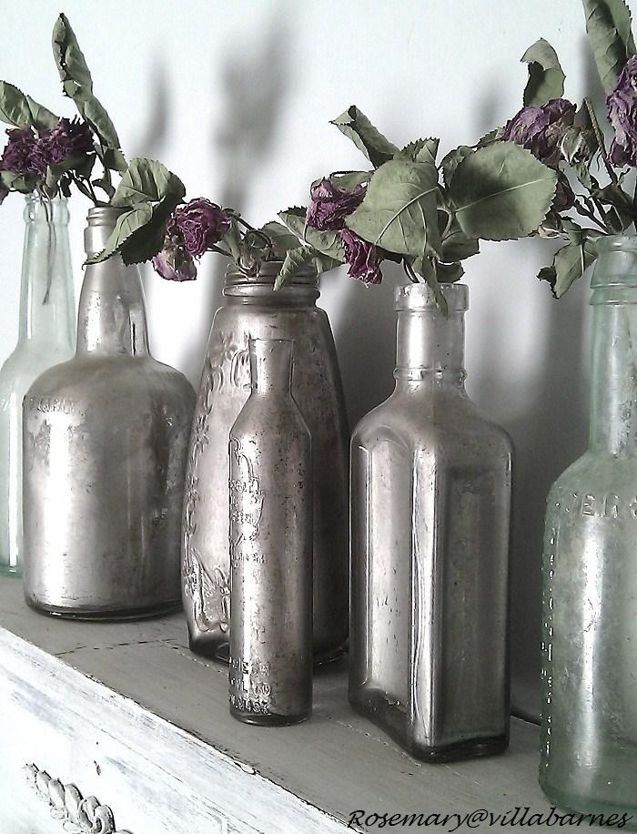 DIY silver bottles