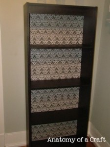Upcycle Bookshelf