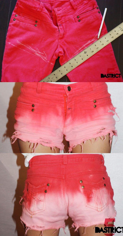 dip-dye-shorts
