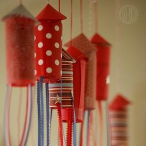 firework confetti popper