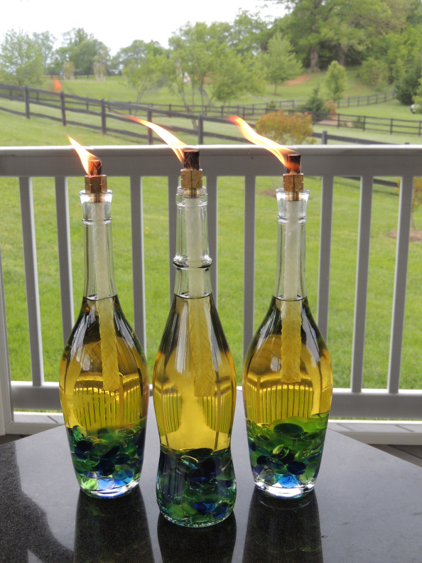 wine-bottle-tiki-torches