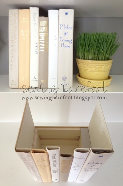 DIY Secret Hollow Books