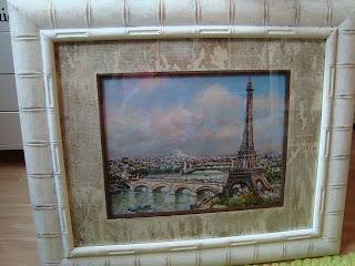 DIY Altered Vintage Frame