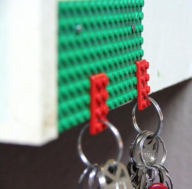 DIY Lego Keychain