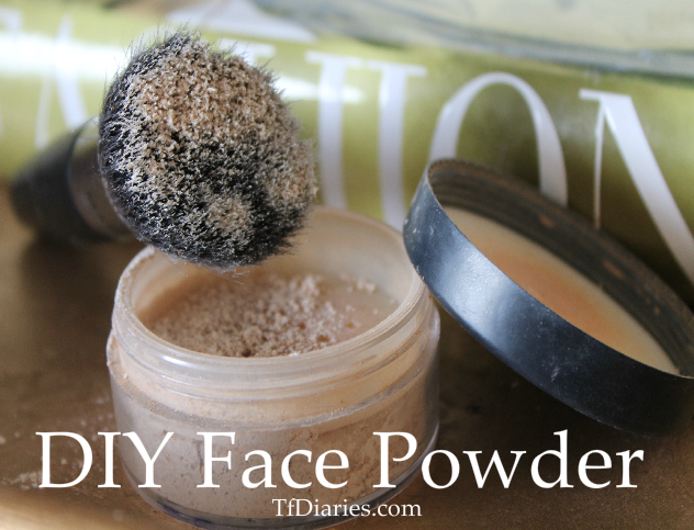 DIY Face Powder