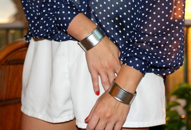 DIY Double Cuff Bracelet