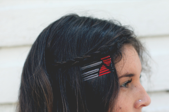 DIY Reinvented Bobby Pins