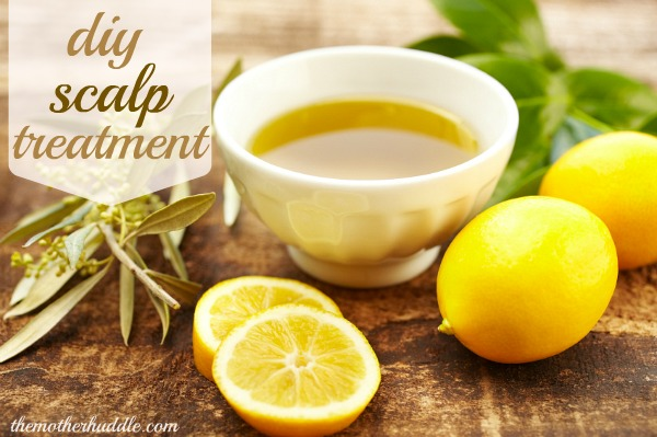 DIY Scalp Treatment
