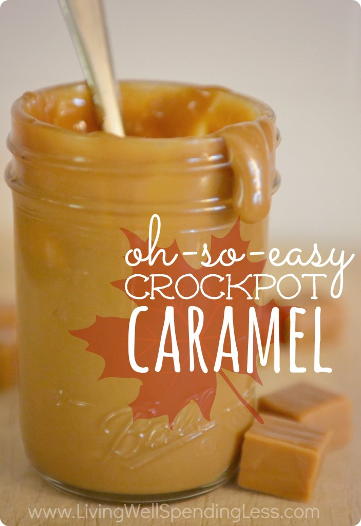 Crock-pot Caramel