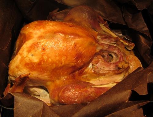 Brown Bag Turkey
