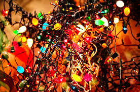 How to Organize Christmas Lights