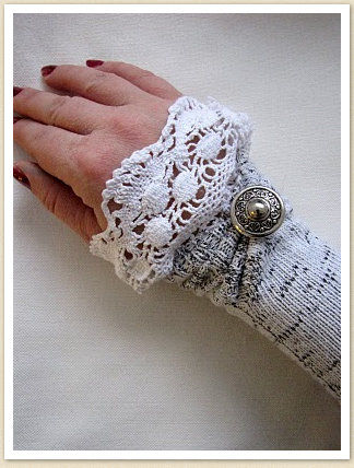 Lace Arm Warmers