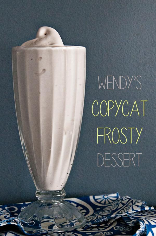 Frosty-Dessert