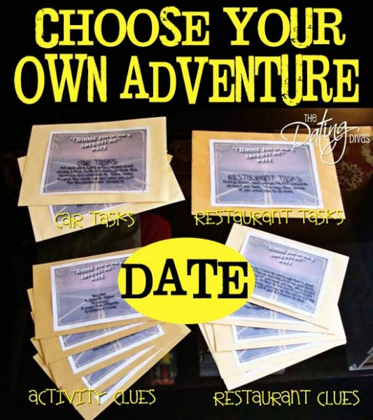 Choose Your Own Adventure Date