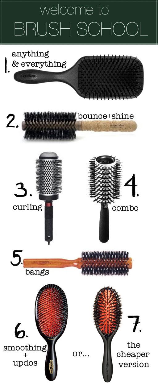 Hairbrush School