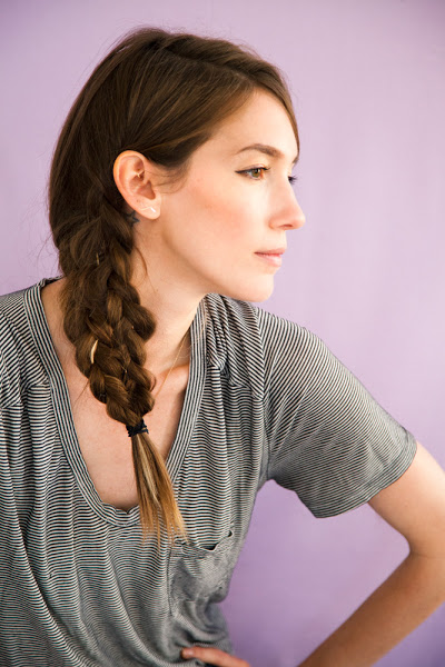 Mermaid Tail Braid