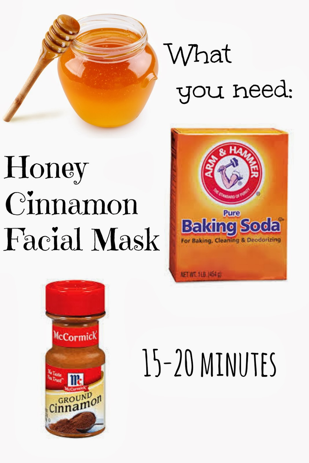 Honey Cinnamon Face Mask