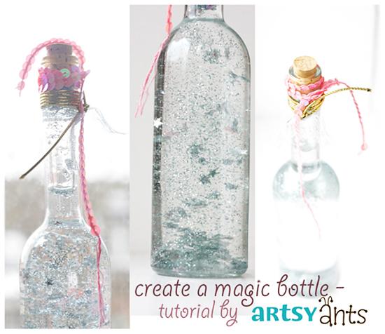 DIY Magic Bottle
