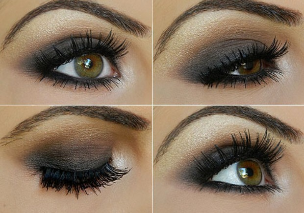 Sexy Smokey Eyes Tutorial